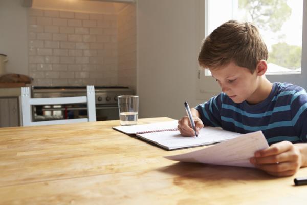 Cómo motivar a un niño a estudiar