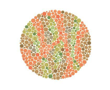 Test de Ishihara online: láminas y resultados - ¿Qué numero puedes ver? Prueba de daltonismo online