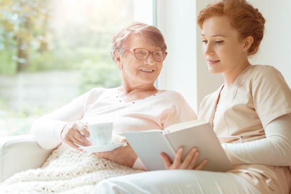 Actividades para personas con Alzheimer - Lectura comprensiva