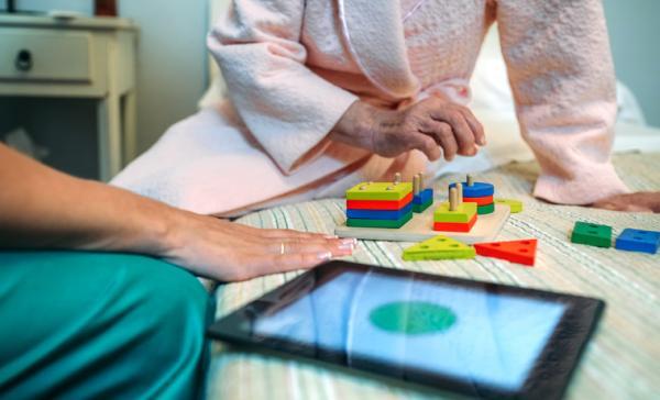 Actividades para personas con Alzheimer - Tareas de clasificación