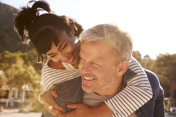 Diferencia de edad en la pareja: ¿es un problema?