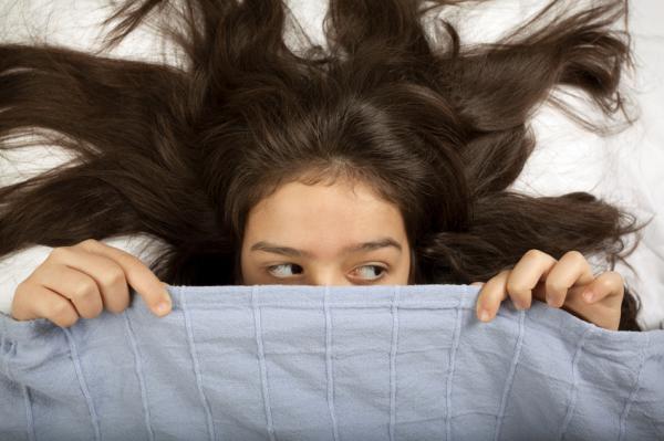 Síntomas de los terrores nocturnos en niños y bebés - Qué son los terrores nocturnos según la psicología
