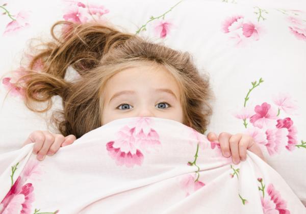 Síntomas de los terrores nocturnos en niños y bebés