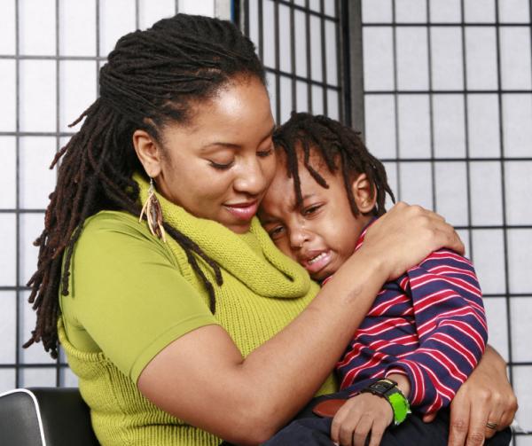 La violencia intrafamiliar: maltrato a la mujer y a los hijos - El maltrato intrafamiliar: el niño y la niña golpeados