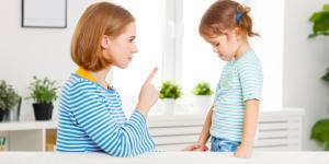 El castigo: una técnica de modificación de conducta en la infancia