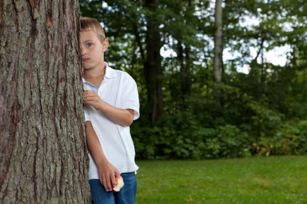 Timidez extrema en niños: causas y tratamiento - ¿Cuándo la timidez es extrema en niños?