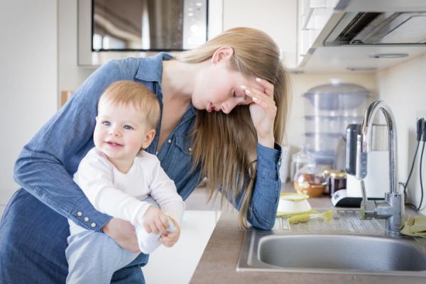 El síndrome de la progenitora tóxica