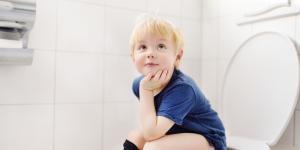 Encopresis en niños: causas y tratamiento