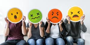 Emociones positivas y negativas: definición y lista