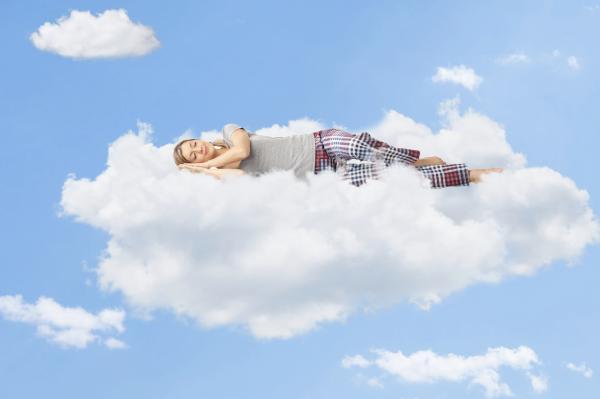 Significado de soñar que se te cae el pelo - La interpretación de los sueños