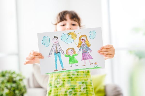 15 ejercicios de relajación para niños - 8. Ritual de gratitud