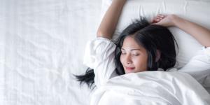 Cómo dormir rápido y profundo