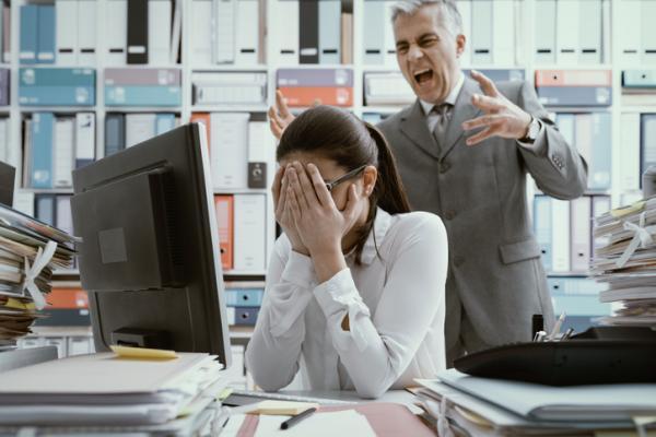 Acoso sexual en el trabajo - Acoso sexual laboral en el código penal