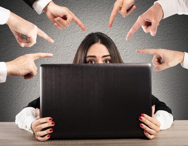 Acoso sexual en el trabajo - Tipos de acoso sexuales en el trabajo