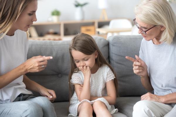 Tipos de madres tóxicas y cómo tratarlas