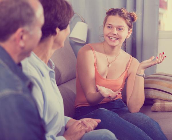 Cómo decirle a mis padres que soy bisexual - Pasos para decirles a tus padres que eres bisexual