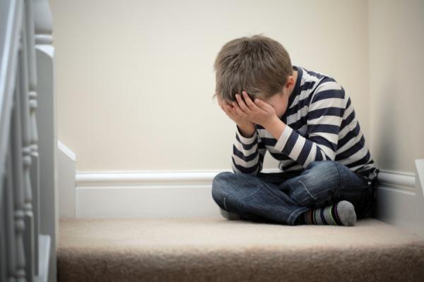 La depresión infantil: causas, diagnóstico y tratamiento