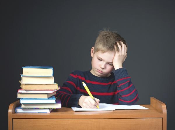 Cómo ayudar a mi hijo a concentrarse - Ejercicios para enseñar a tu hijo a concentrarse