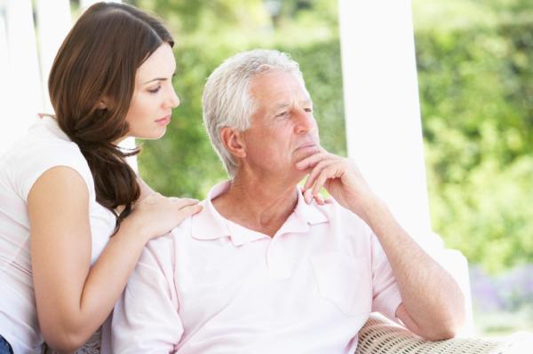 Diferencia entre Alzheimer y demencia senil - Demencia senil: síntomas y causas