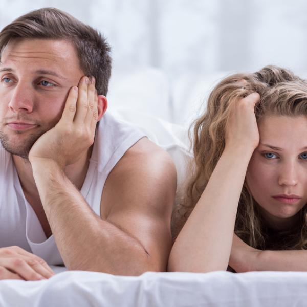 Problemas de sexualidad en la pareja