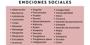 Emociones sociales: qué son, cuáles son y ejemplos