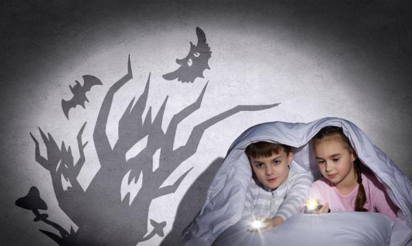 Miedo a la oscuridad en niños: causas y tratamiento - Síntomas del miedo a la oscuridad en niños