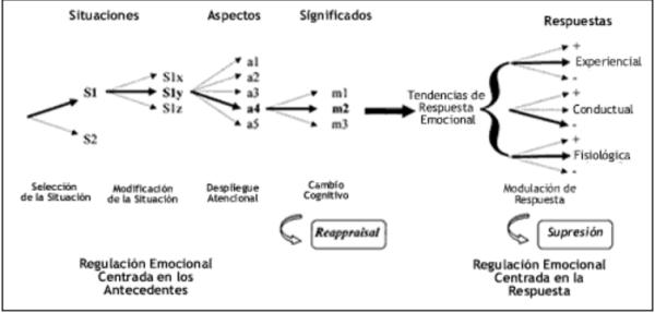 La Autorregulación Emocional y la inteligencia emocional - El modelo de procesos de Gross y Barret
