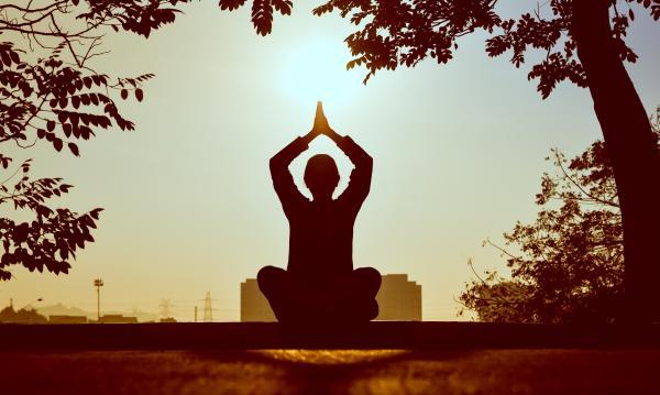 Pasos para aprender a meditar en casa