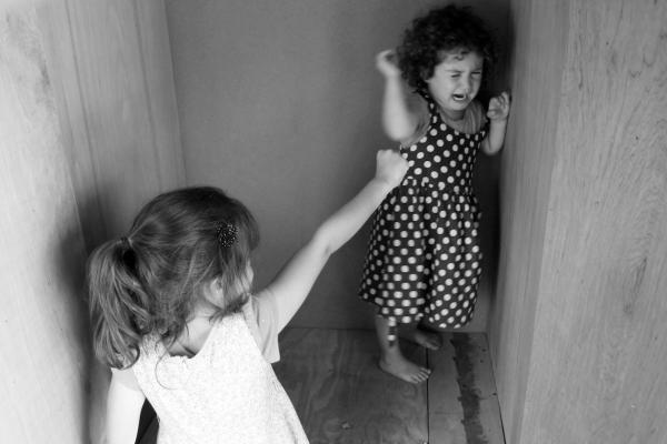 Cómo afecta la violencia de género a los niños