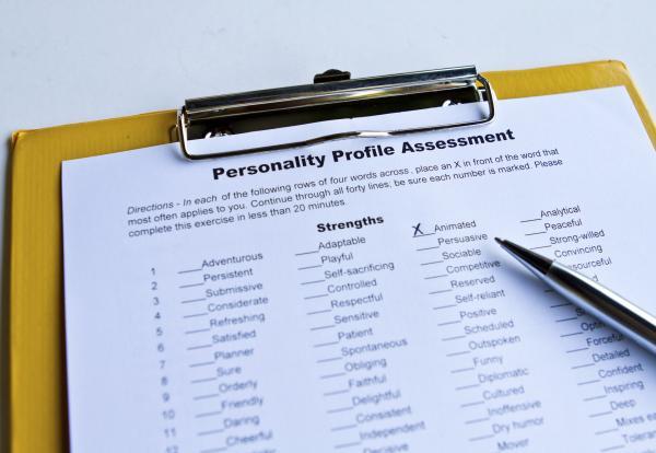 Test de personalidad: test de frases incompletas de Sacks - Test de frases incompletas: ejemplos