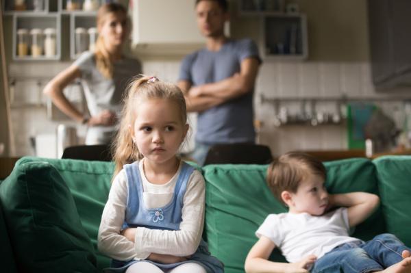 Consecuencias de la falta de afecto familiar - Consecuencias de la falta de amor paterno o materno
