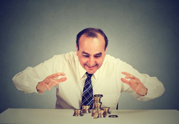Los 5 tipos de personalidad según la teoría de Erich Fromm - 3. Personalidad mercantil