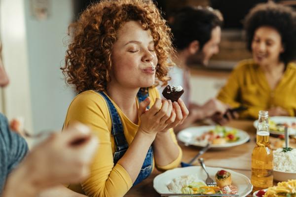 Cómo entrenar la mente - Saborear diferentes alimentos