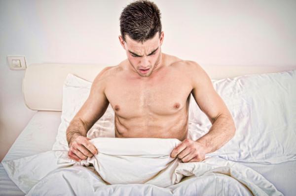 a 70 causas posibles cuando no ocurre una erección