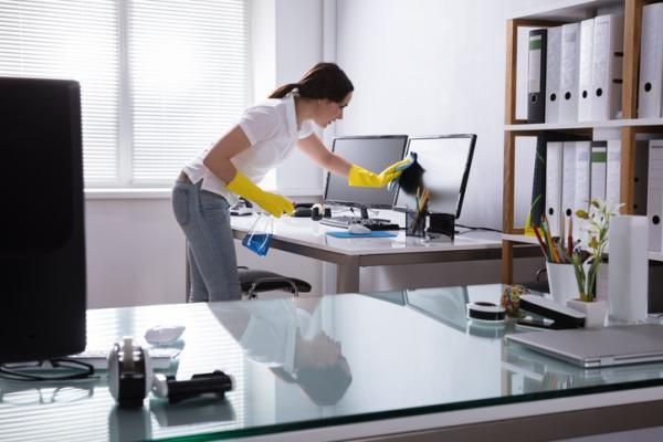 Test de Orden y limpieza
