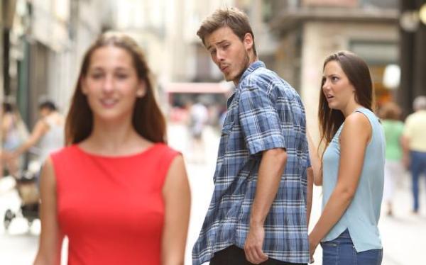 Los conflictos de pareja - Infidelidad