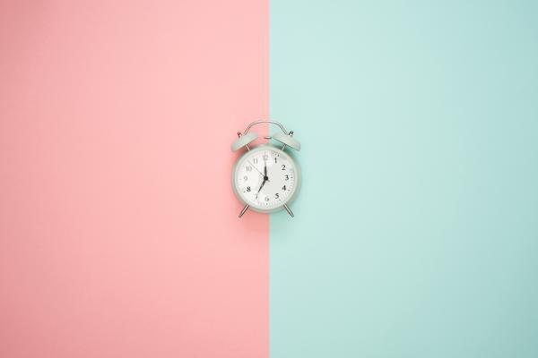 Cómo ser puntual siempre