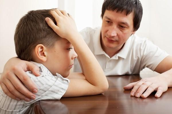 La familia: el divorcio y los hijos - Líneas generales de intervención