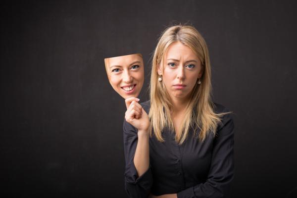 Tipos de mentiras - Enmascaramiento