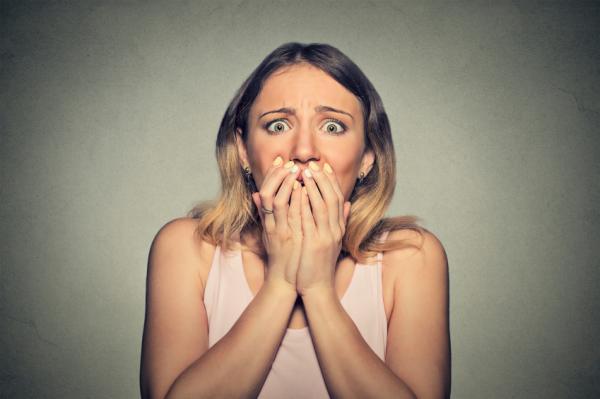 Cómo controlar un ataque de ansiedad o pánico - Síntomas de una crisis de ansiedad