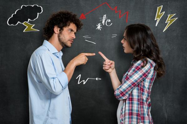 Cuándo hay falta de respeto en la pareja - Formas de faltar el respeto en la pareja