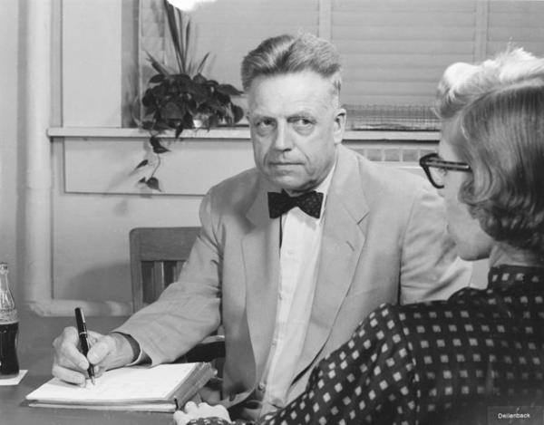 La escala de Kinsey de orientación sexual - Alfred Kinsey: biografía y teoría