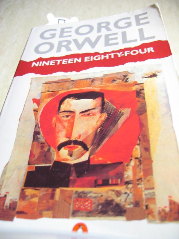 Libros que te hacen pensar - 1984, George Orwell
