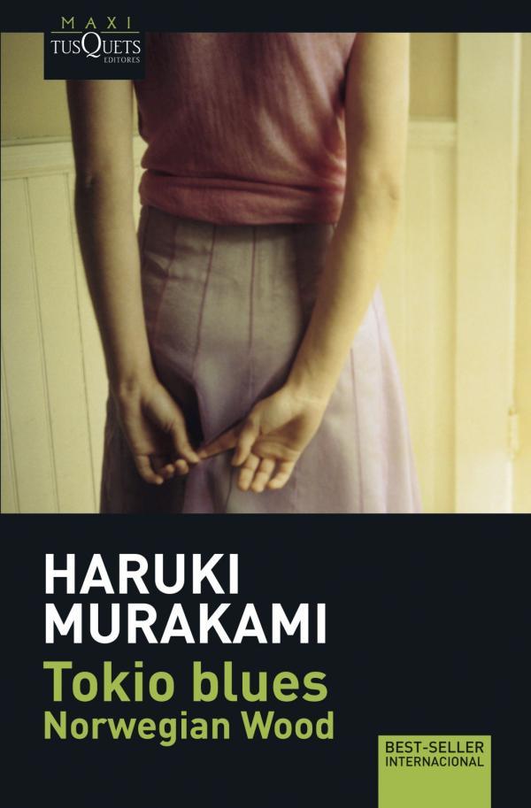 Libros que te hacen pensar - Tokio blues (Norwegian Wood), Haruki Murakami