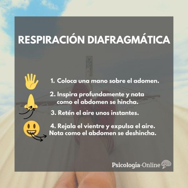 Ejercicios de respiración diafragmática - Ejercicios de respiración diafragmática para adultos