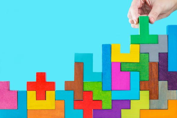 ¿En qué consiste el efecto Tetris?