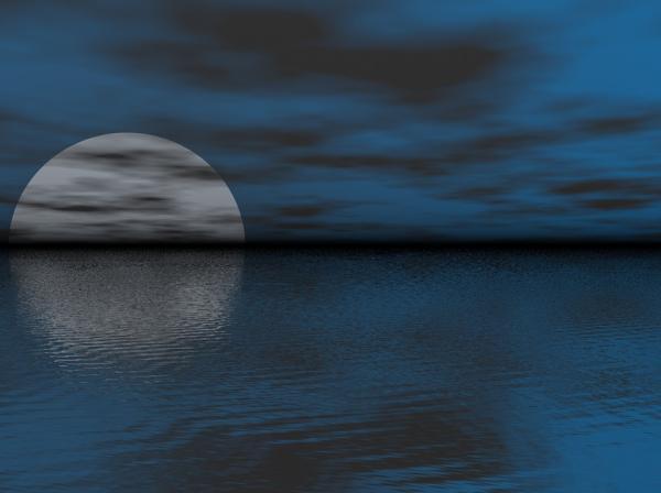 Qué significa soñar con el mar - Qué significa soñar con el mar de noche