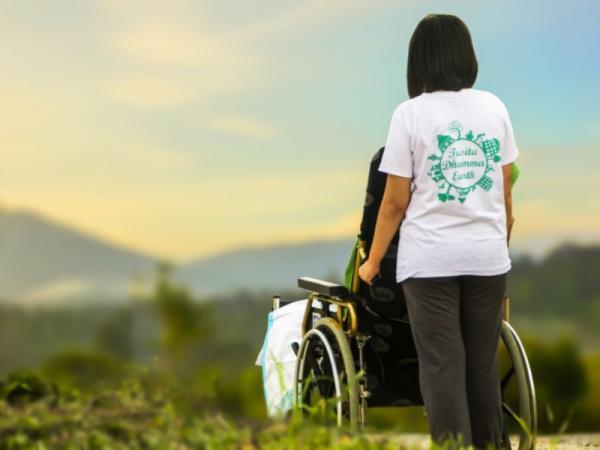 Cuidados del cuidador de personas dependientes