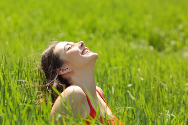 Cómo ser feliz con uno mismo