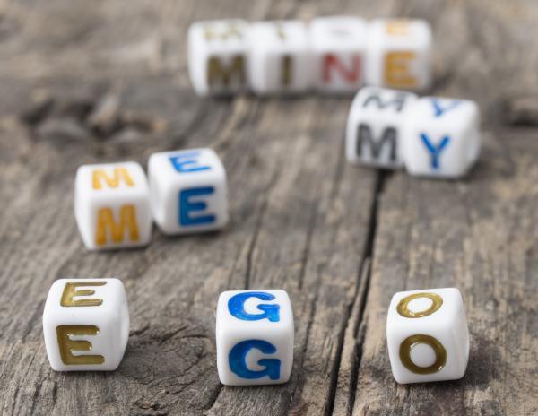 Trastornos de la personalidad: egocentrismo